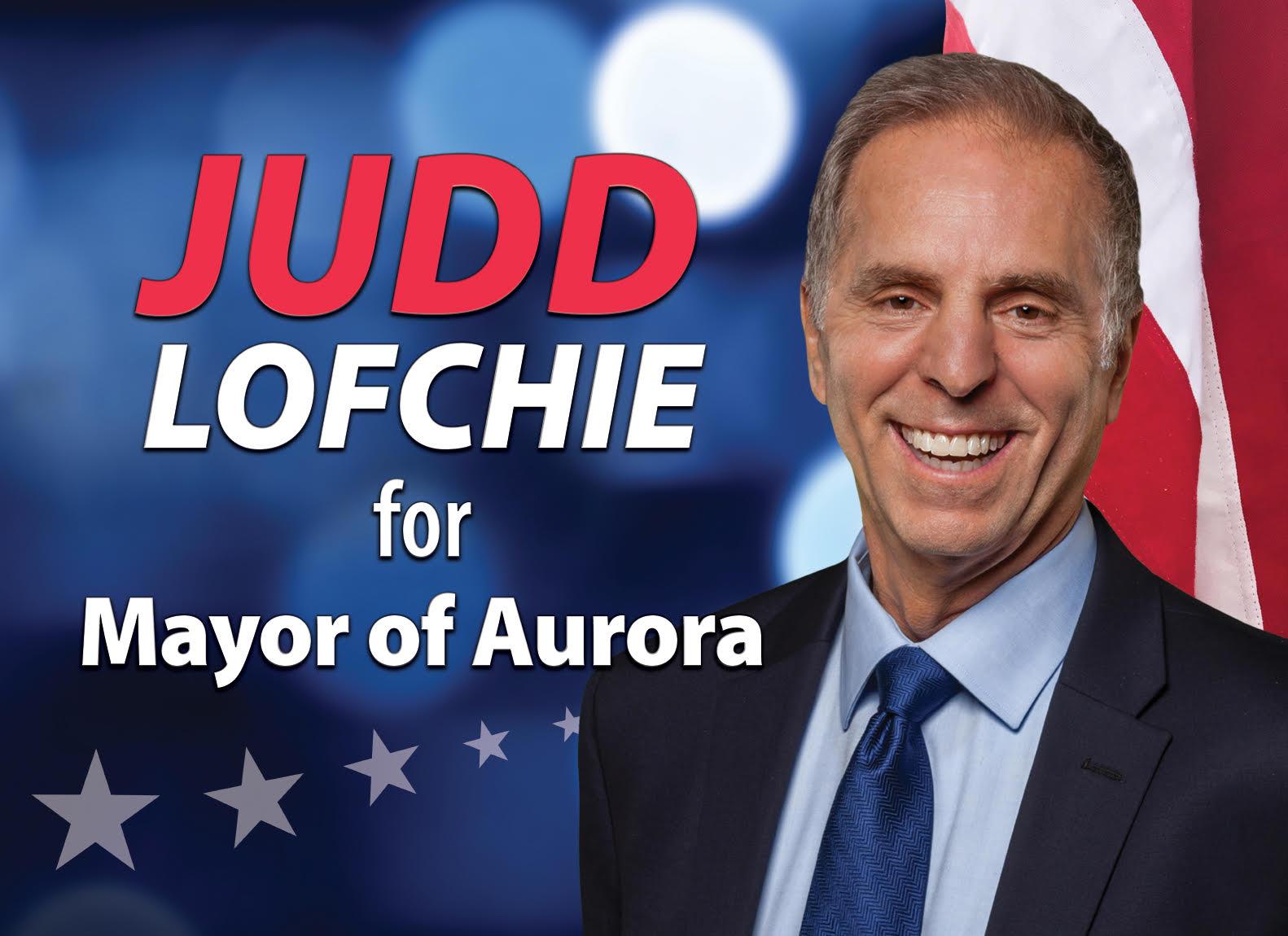 Judd Lofchie Fundraiser