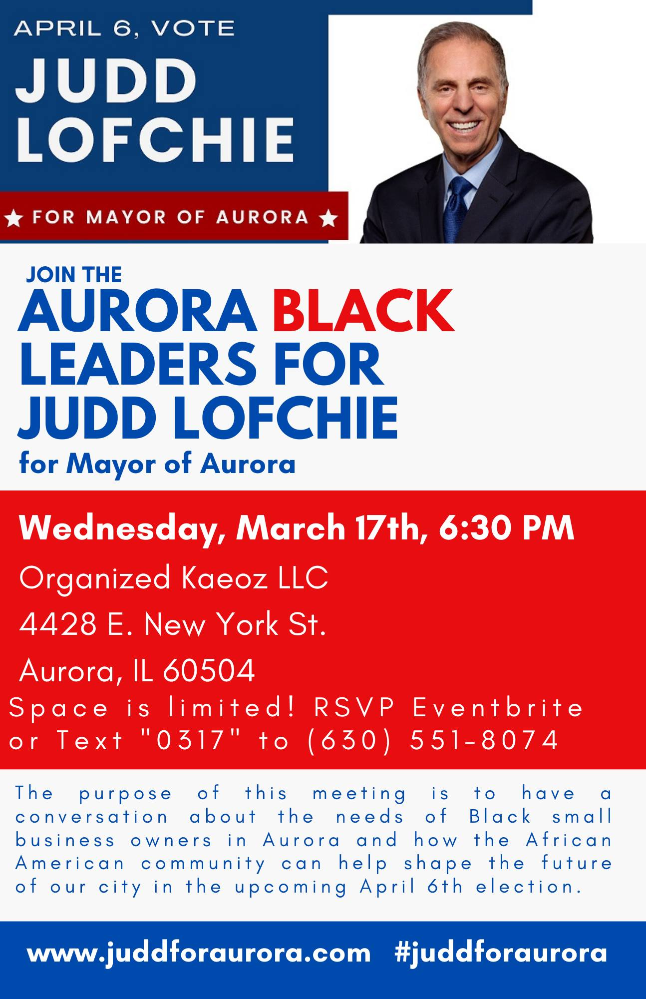Black Leaders for Judd