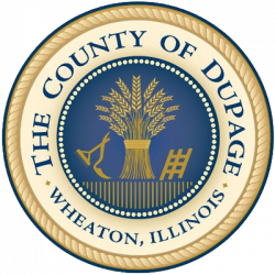 The County of DuPage logo