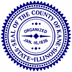 The County of Kane Logo