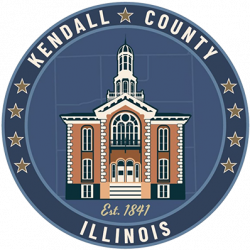 The County of Kendall logo