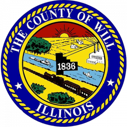 The County of Will Logo